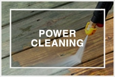 Great Lakes Construction power cleaning