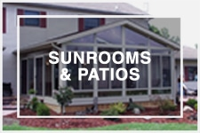 Great Lakes Construction sunrooms and patios