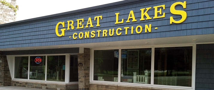Great Lakes Construction office building