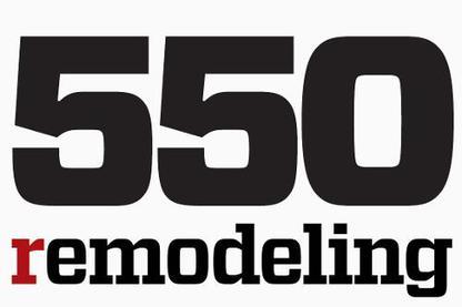 550 remodeling logo