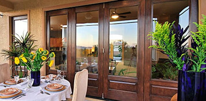 Great Lakes Construction patio doors