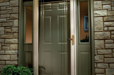 Great Lakes Construction special offer door